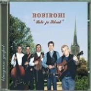 CD Robi ja sõbrad - ans. Robirohi