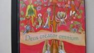 "?D Deus creator omnium"". Lilian Langsepp, Tarmo Tabas, Meelis Tõns"