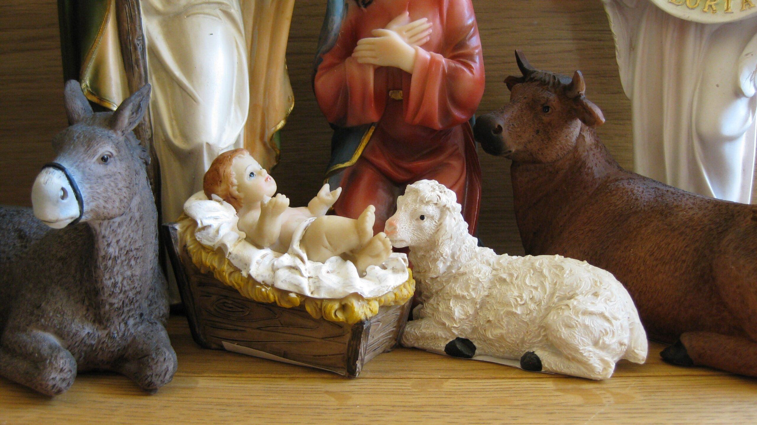 Jeesuse sünd. Kõrgus 20cm
