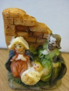 Jeesuslapse sünd - kõrgus 4 cm