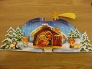 Jõulukaart volditav
