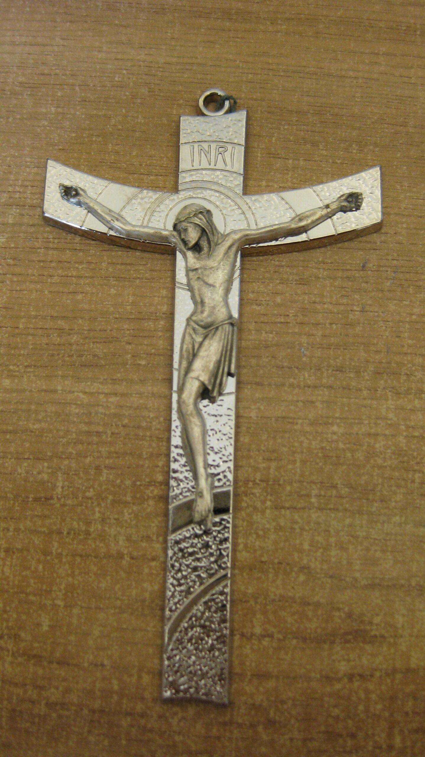 Metallist rist, kõrgus 14cm