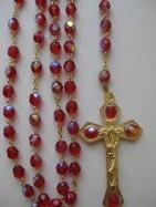 Palvehelmed - punased, üldpikkus 52 cm