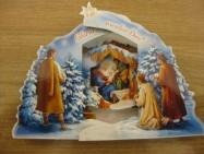 Ruumiline jõulukaart