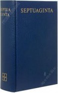 Septuaginta (Vana Testament kreeka keeles)